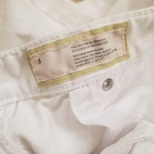 LOFT Jeans - LOFT Ann Taylor White Original Boot Cut Jeans
